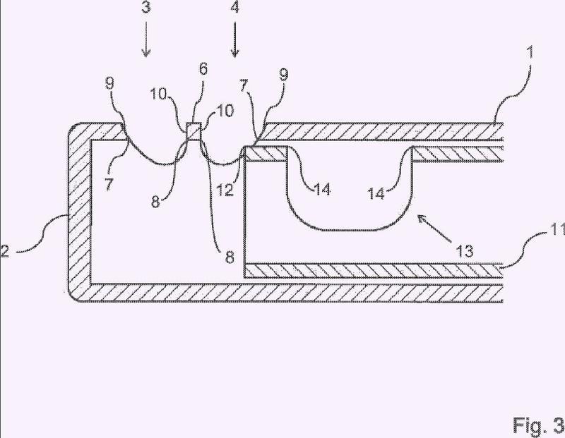 Dispositivo para el corte de tejido.