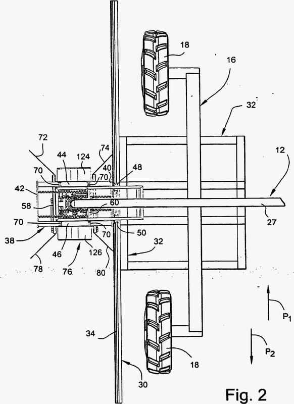 Aparato de riego de alimentación lineal y método relacionado.