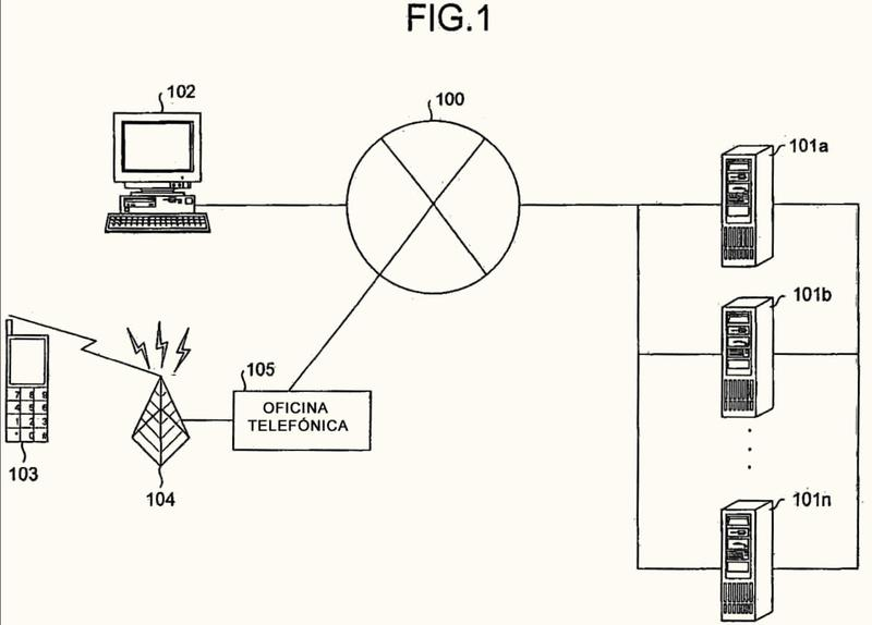 Sistema servidor/cliente, dispositivo de distribución de carga, procedimiento de distribución de carga y programa de distribución de carga.