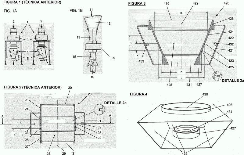 Detector de metales para cadenas de producción y de embalaje.