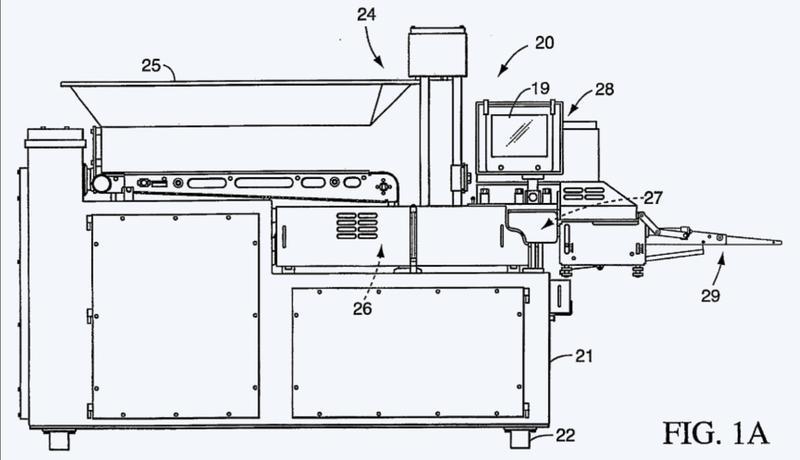 Sistemas de accionamiento para una máquina de formación de empanadas de placa de moldeo de movimiento alternativo.