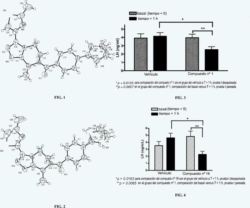 Nuevas N-acil-5,6,7,(8-sustituido)-tetrahidro-[1,2,4]–triazolo[4,3–a]pirazinas quirales, como antagonistas selectivas del receptor de NK-3, composición farmacéutica y métodos para uso en trastornos mediados por el receptor de NK-3.