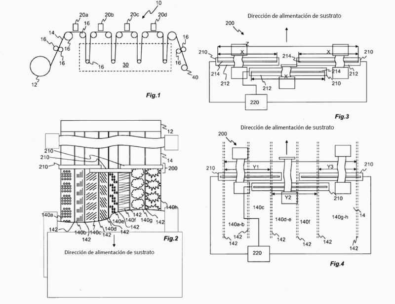 Sistema de impresión y método para imprimir.