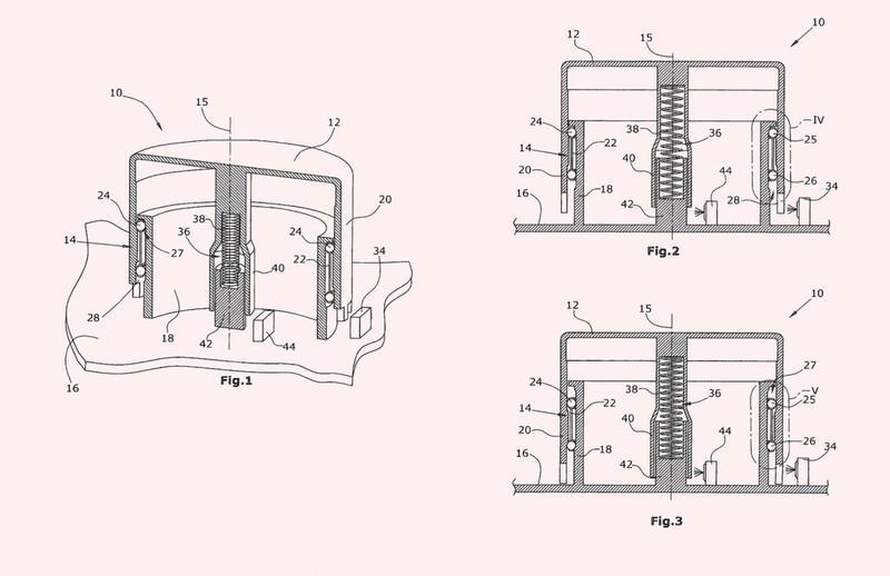 Dispositivo de mando de giro/presión para una interfaz hombre-máquina.