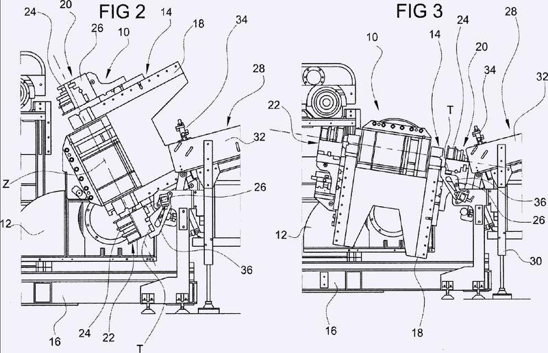 Máquina de plegado de tubos con un sistema de carga automática y método para la carga automática de tubos en el cabezal de plegado de una máquina de plegado.