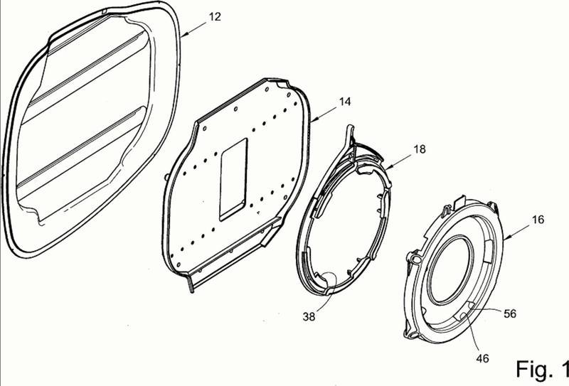 Sistema de fijación para bolsas de transporte para motocicletas.