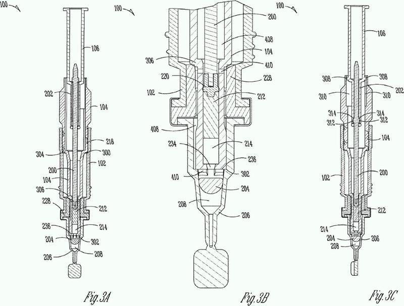 Dispositivo de preparación y dispensación de reactivo.