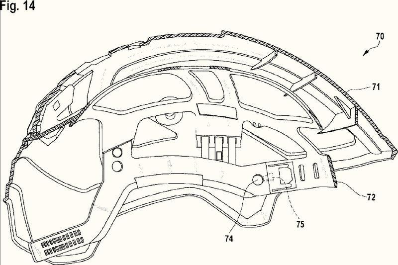 Gafas de protección para ser montadas en un casco protector y casco protector provisto de las gafas de protección.
