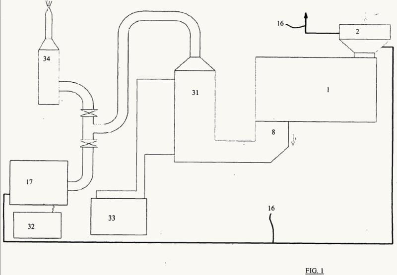 Un aparato para la producción de combustible gaseoso a partir de materiales de origen orgánico y/o inorgánico.