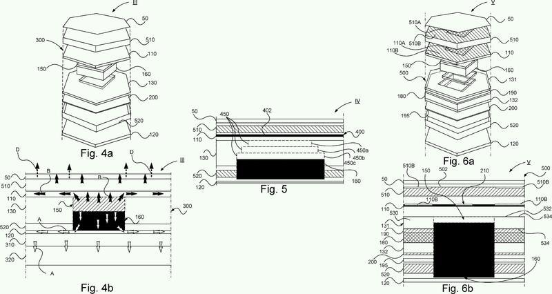 Dispositivo y procedimiento de adaptación de la señal de identificación y objeto con tal dispositivo.