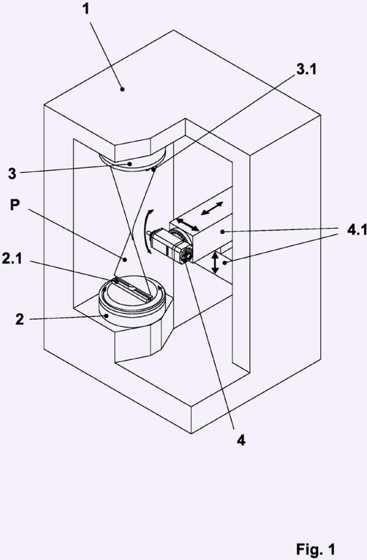 Centro de mecanizado con soporte vertical para piezas de trabajo largas y flexibles.