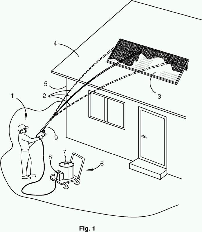 Procedimiento para recubrir un panel solar.