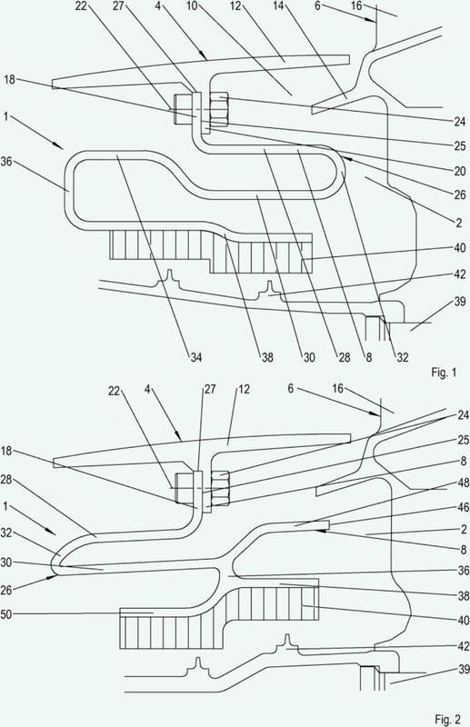 Dispositivo de obturación y turbomáquina.