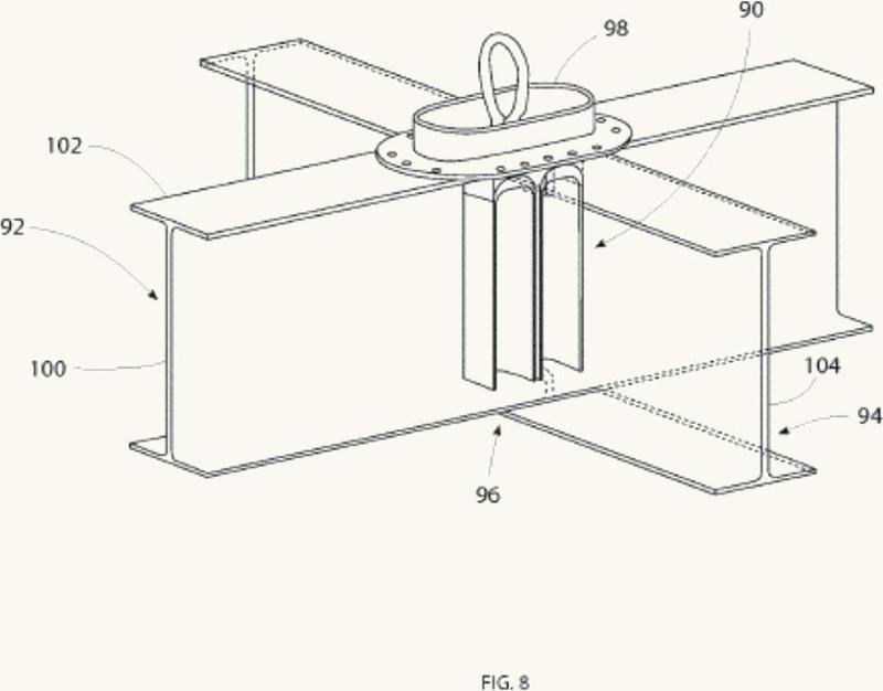 Accesorio compuesto de corte por tensión absorbente de energía.