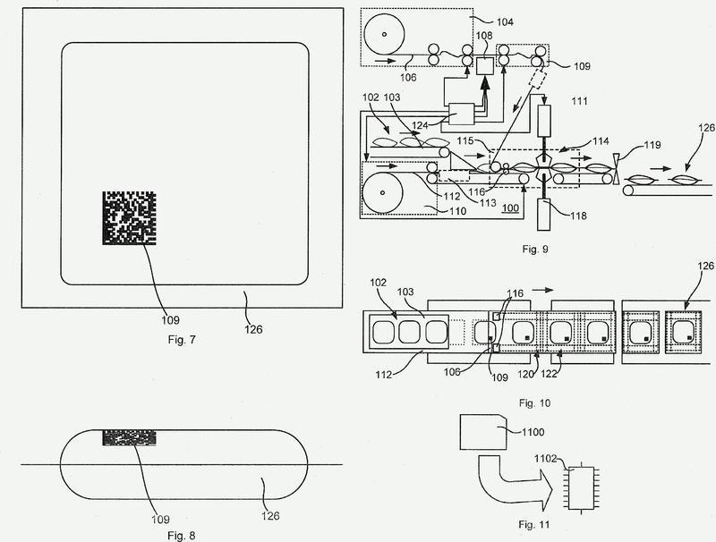 Método para embalar, máquina de embalaje y programa de ordenador.