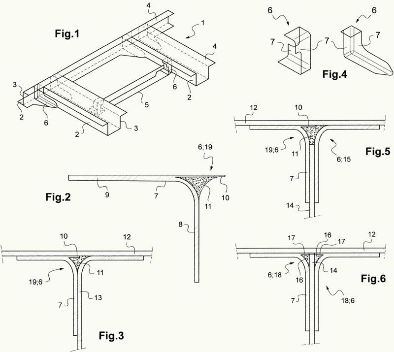 Componente estructural compuesto y método de formación del mismo.
