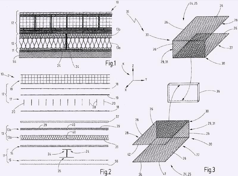 Elemento de construcción y procedimiento para la fabricación de un elemento de construcción.