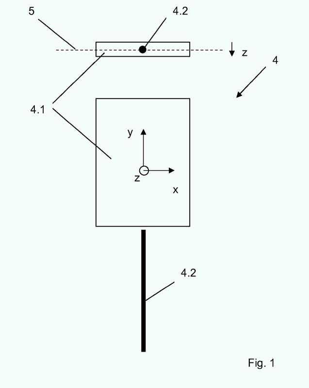 Método y aparato para formar un pirulí plano.