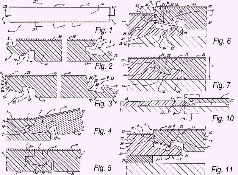 Método para producir paneles de revestimiento.