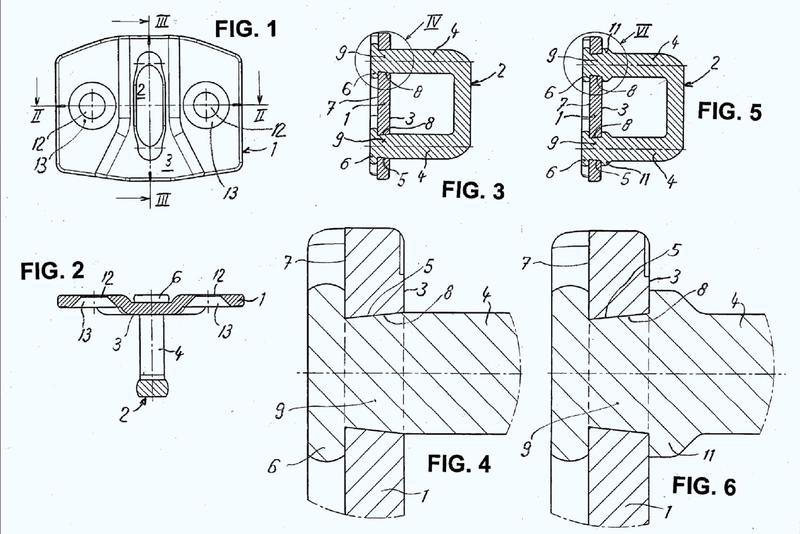 Procedimiento para la fabricación de una disposición de arco de cierre para cerraduras de puerta de vehículos.