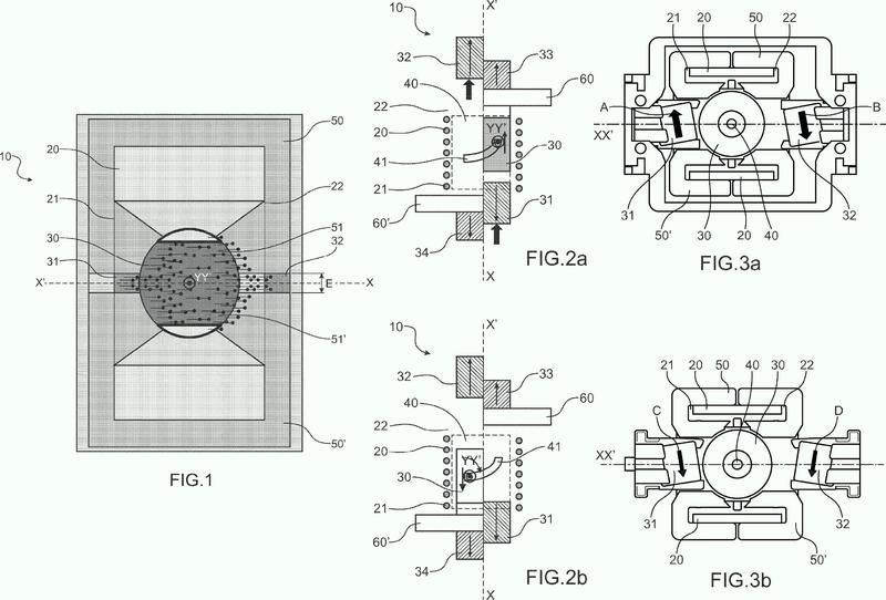 Convertidor de energía electromagnética.