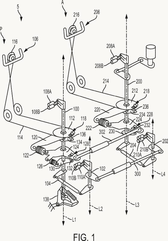 Método y aparato para la detección y gestión de fallos latentes para sistemas de control de vuelo por cable.