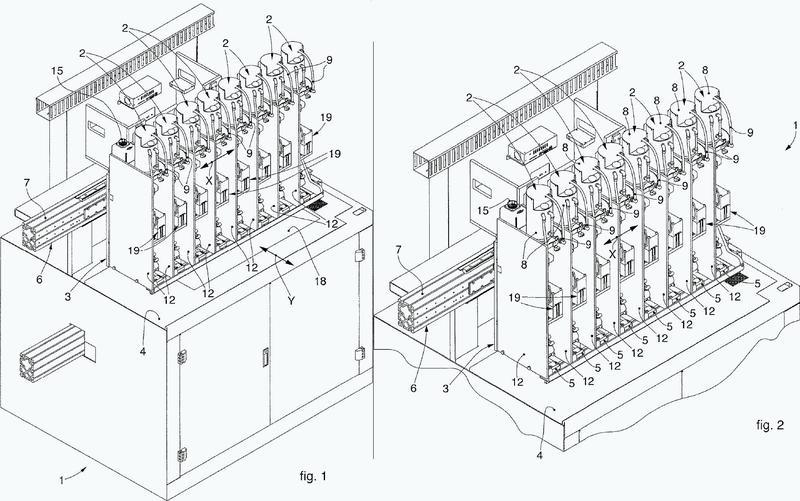 Unidad de impresión para un aparato de impresión y aparato de impresión que comprende dicha unidad de impresión.