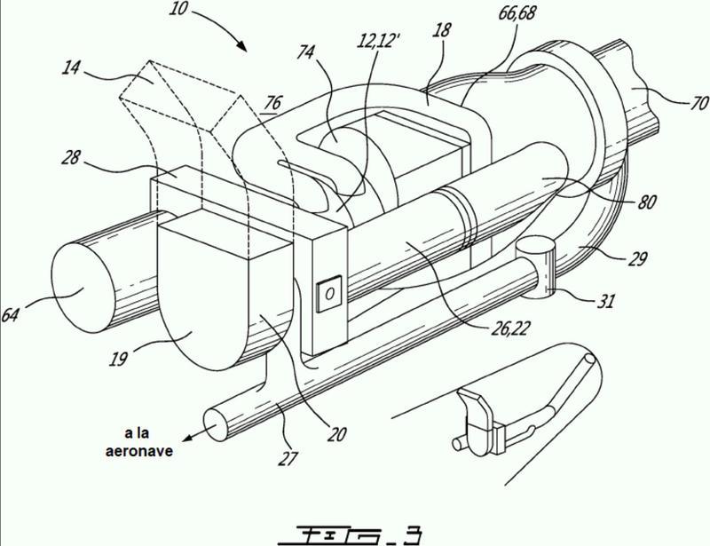 Unidad de potencia auxiliar con refrigeración combinada del generador.