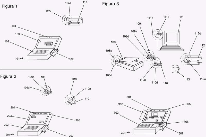 Aparato para facilitar la selección de dispositivos periféricos.