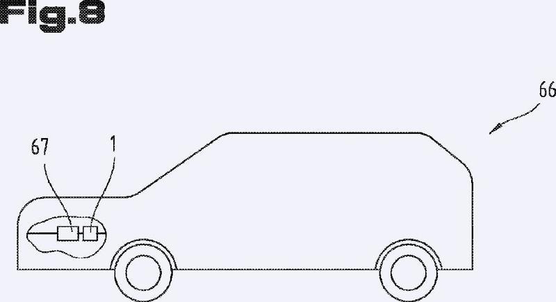 Silenciador de vehículo para una tubería de aire de sobrealimentación de un motor de combustión interna.