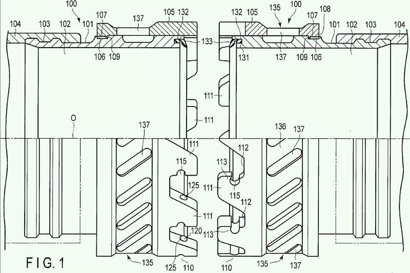 Accesorio de acoplamiento con función de válvula de seguridad.