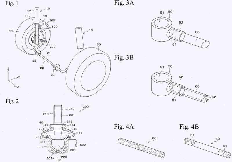 Barra estabilizadora y método para su fabricación.