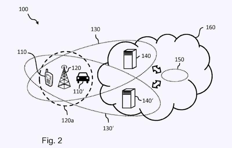 Dispositivos y métodos para distribuir mensajes en una red de comunicación móvil.