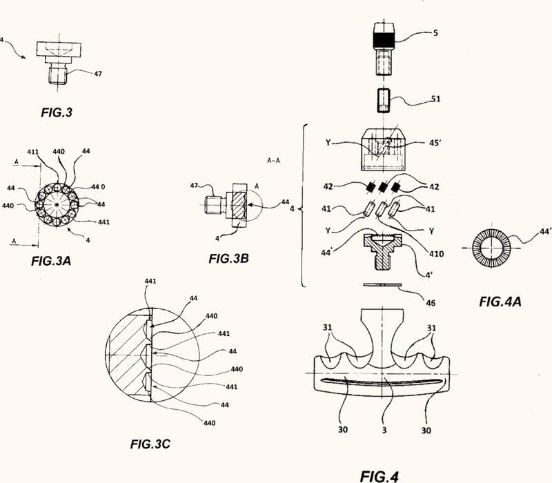 Herramienta para desbarbar y calibrar tubos y componentes tubulares.