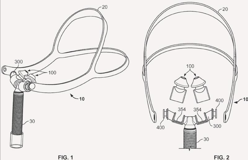 Sistema de interfase facial y dispositivo de cabeza para su uso con sistemas de ventilación y presión positiva de aire.