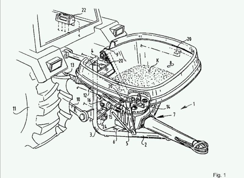 Un método de control de las condiciones de conducción de un tractor de una máquina agrícola y una máquina agrícola.