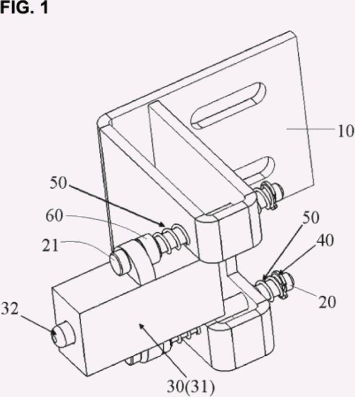 Dispositivo y método para montar un sensor y sellar un armario.