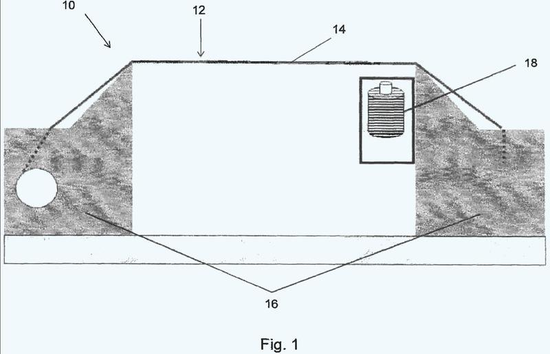 Sensor de granizo.