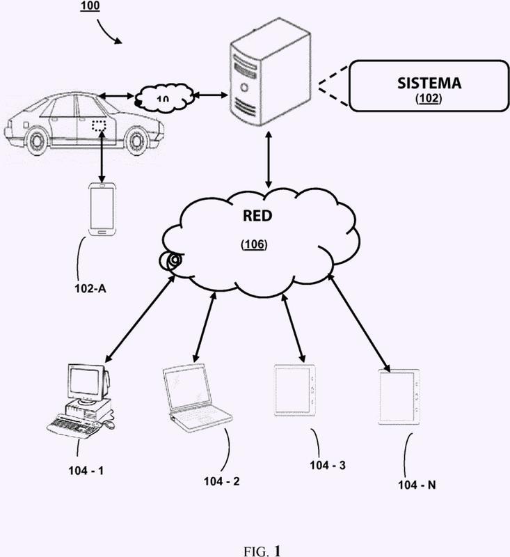 Sistema y método para determinar la velocidad de un vehículo sobre la base de la velocidad GPS.