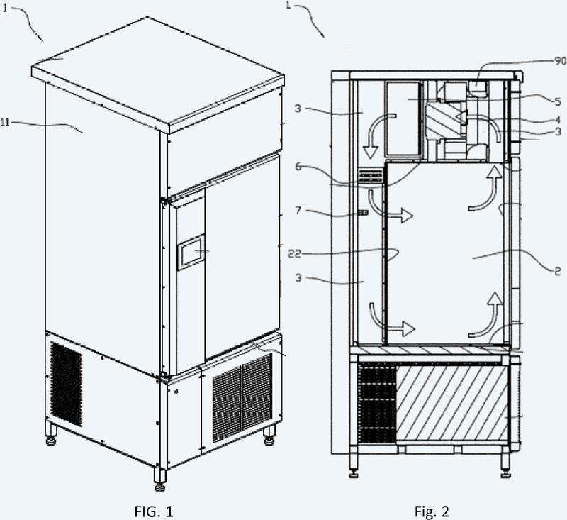 Método y aparato de descongelación a temperatura controlada.