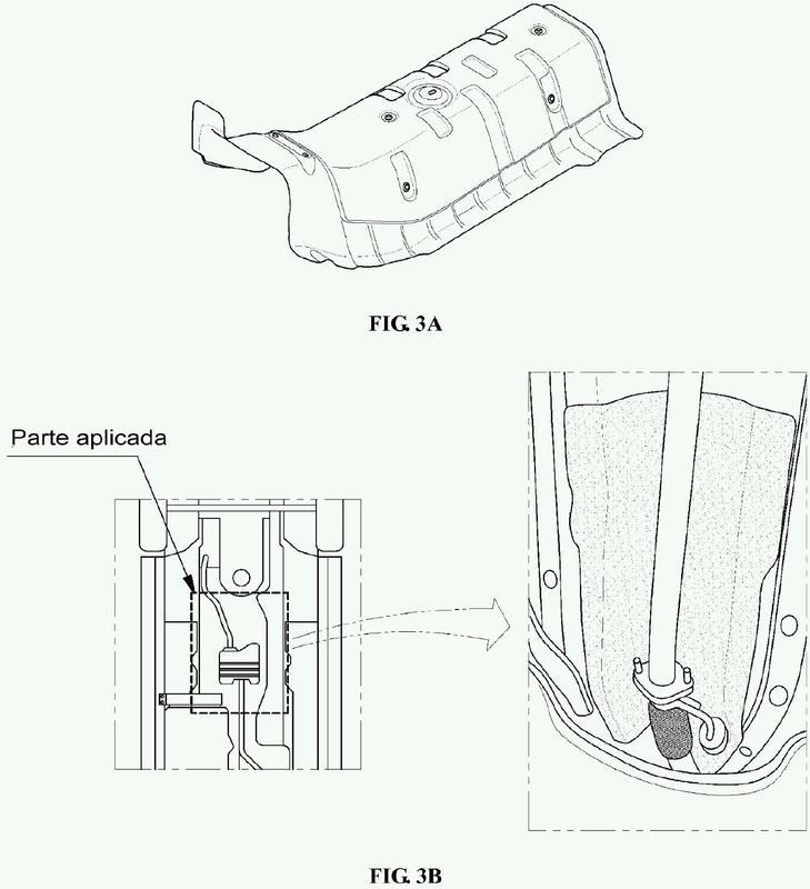 Material de absorción y aislamiento acústicos y procedimiento para fabricar el mismo.