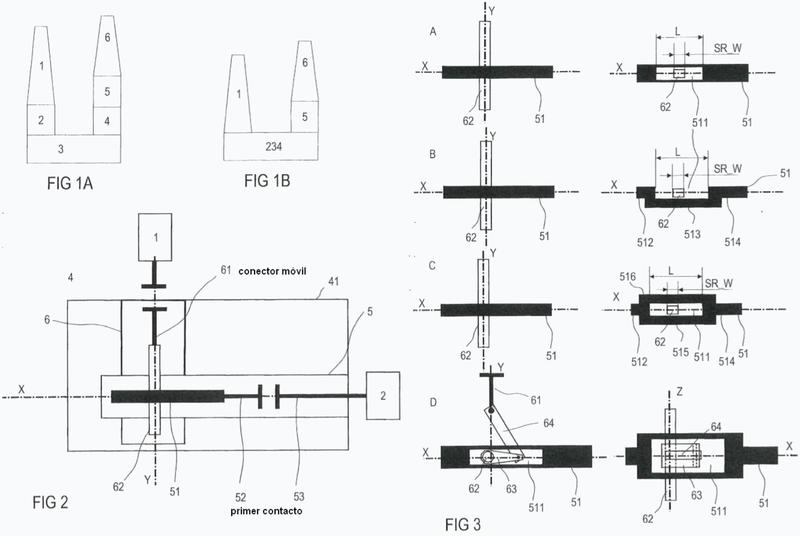 Módulo de conmutador multifuncional para aparamenta compacta de alta tensión.