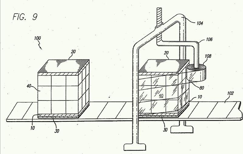 Método para proporcionar una atmósfera regulada para envasar artículos perecederos.
