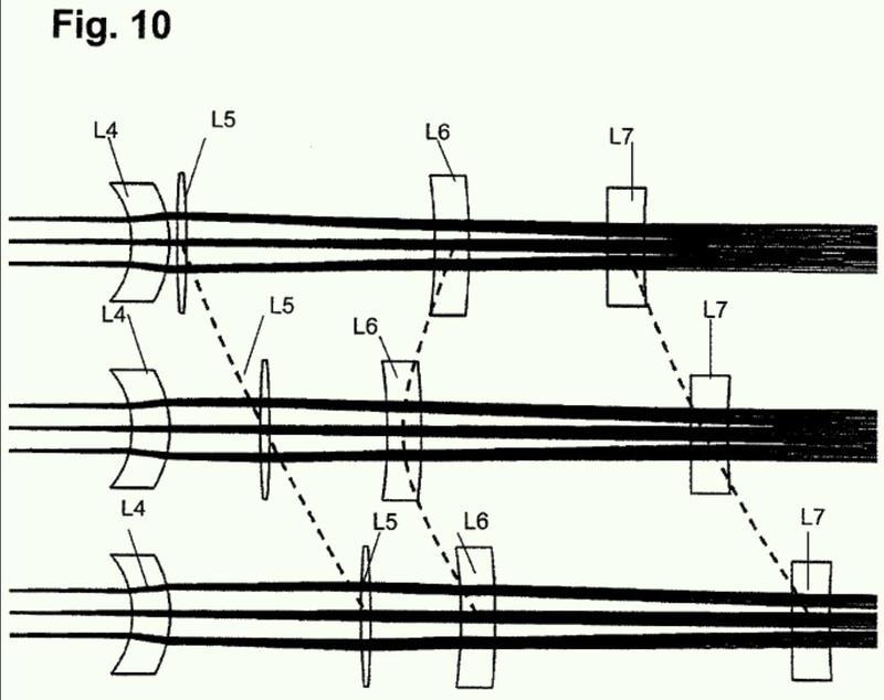 Dispositivo y procedimiento de mecanizado para el mecanizado mediante láser de una superficie.