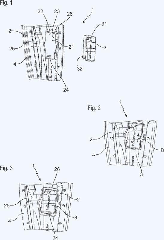 Sistema electrónico extraíble de activación del despliegue de un chaleco inflable de seguridad.