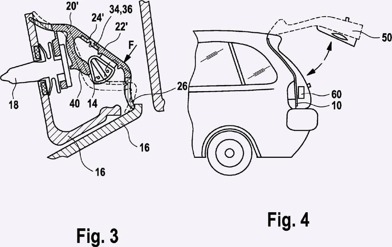 Sistema de protección antiaprisionamiento para instalar en una pieza de vehículo.