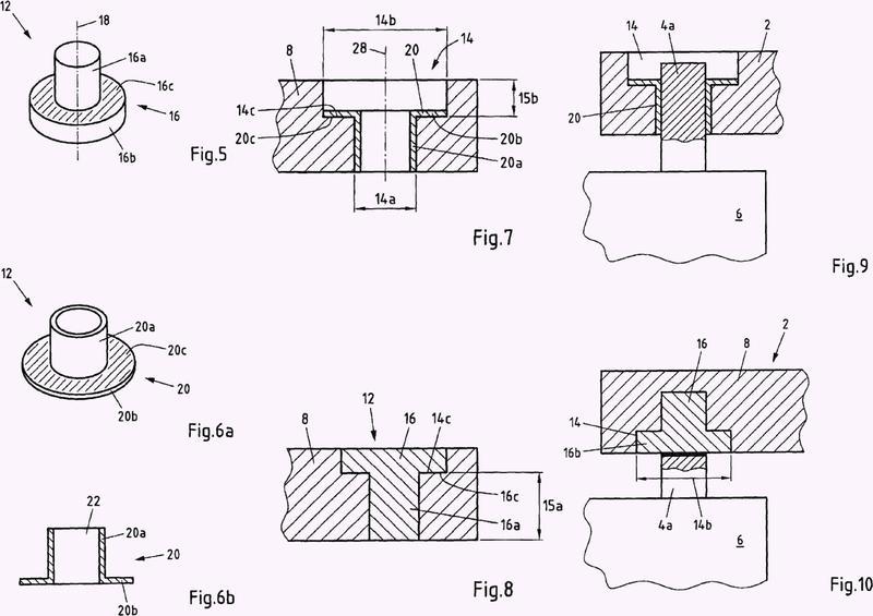 Conector de celdas y sistema con un conector de celdas.