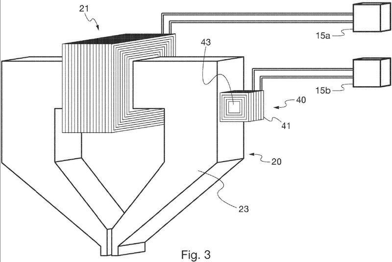 Dispositivo y método para decodificar patrones magnéticos.