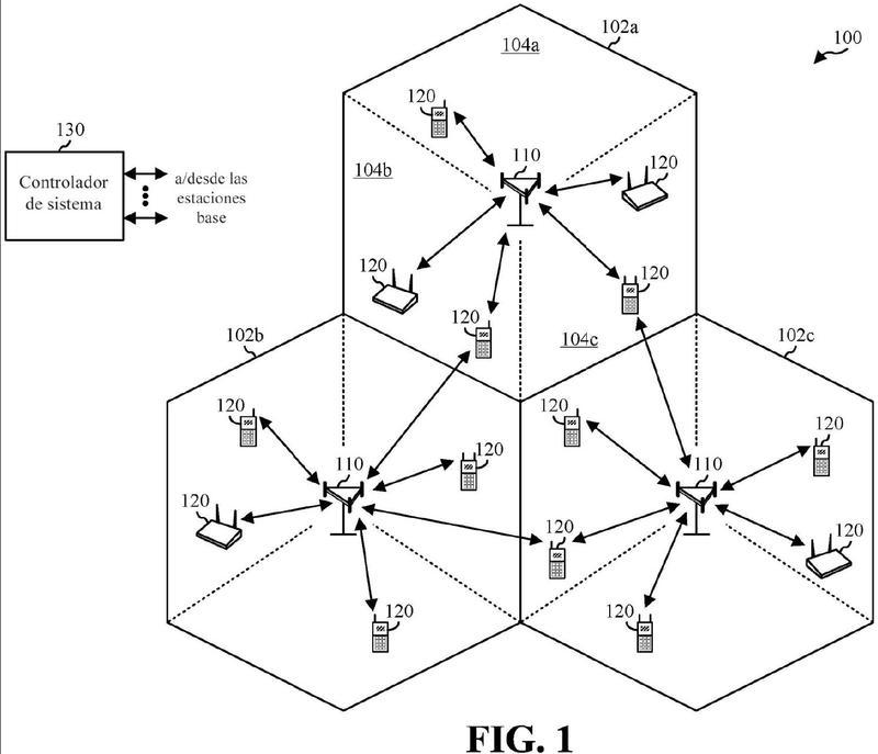 Procedimiento y aparato para búsqueda de células en un sistema de comunicación inalámbrica ortogonal.