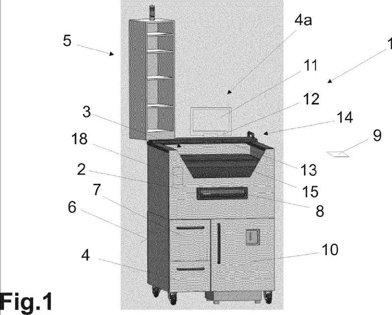 Sistema de mecanizado para varias piezas de trabajo diferentes y procedimiento para operar un sistema de mecanizado.